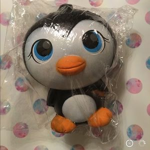 Slow Rising Repackaged Penguin Squishy